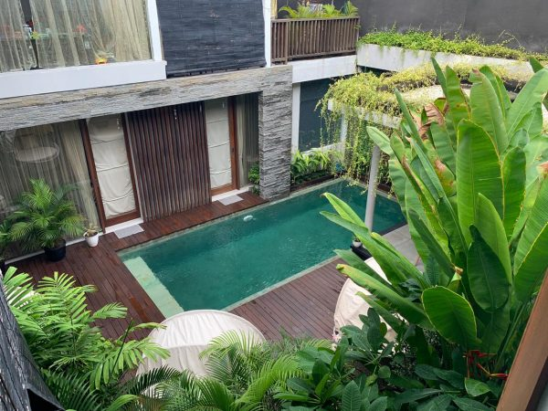 Dijual rumah mewah style villa di kawasan Sanur