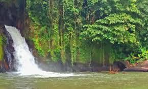 Tanah di jual Lahan ada Air Terjun Penikit dan Sumber Air Panas
